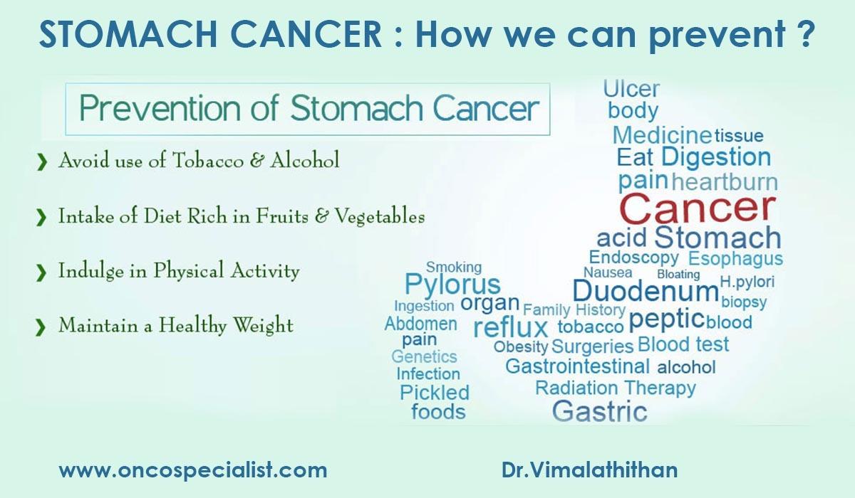 gastric cancer prevention